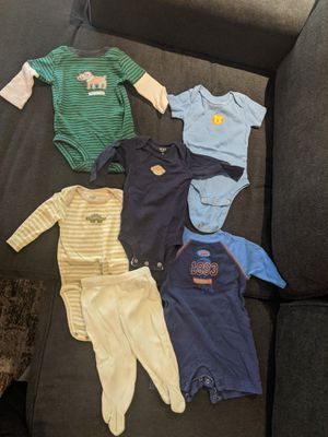 Onesies 0-3mos (lot) for Sale in San Diego, CA