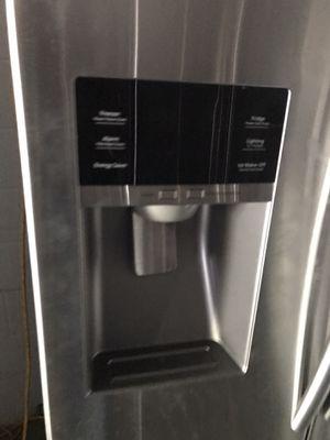 Samsung 3door fridge for Sale in Charlotte, NC