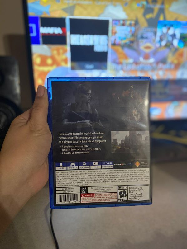 The Last Of Us 2 (physical copy)