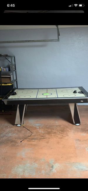 MD Sports Full Size Electronic Air Hockey Table for Sale in Boca Raton, FL