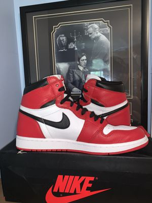 """Air Jordan 1 Retro """"homage to home"""" SIZE 11 WORN 1x for Sale in Dearborn, MI"""