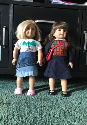 American girl dolls for Sale in Lake Wales, FL