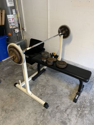 Weight bench for Sale in Land O Lakes, FL