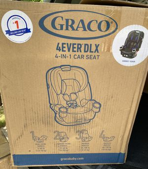 New in box Graco 4 in 1 car seat for Sale in West Valley City, UT