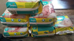 Pampers for Sale in Groveland, FL
