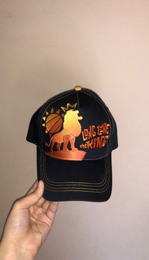 DISNEY Lion King Baseball Cap Hat (YOUTH) for Sale in Anaheim, CA
