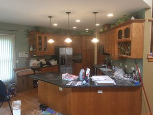 Complete kitchen with cabinets and granite countertops for Sale in Warrenville, IL