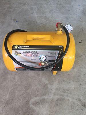 Portable air tank. for Sale in Durham, NC