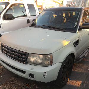 2007 Land Rover Range Rover Sport for Sale in Rockville, MD