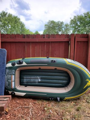 Seahawks 2 inflatable boat for Sale in Bolingbrook, IL