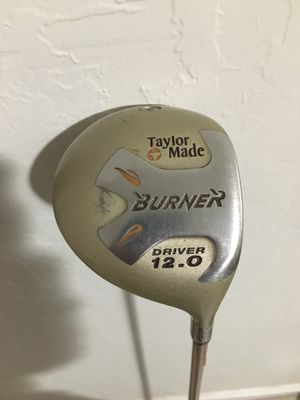 Taylormade burner driver 12.0 golf for Sale in Apache Junction, AZ