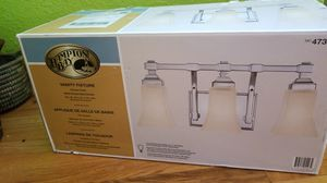 Bathroom Vanity Light Fixture for Sale in Denver, CO