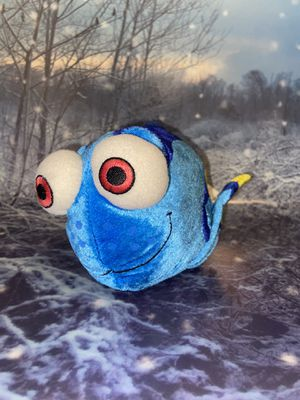 """Disney Authentic Finding Nemo Dory plush toy 9"""" for Sale in Lakewood, CA"""