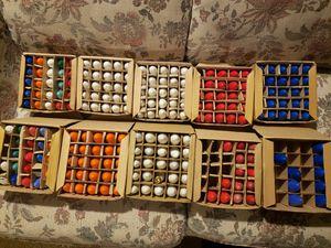 Christmas Light Bulbs C9 for Sale in Renton, WA