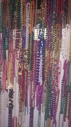 Tons of beads Mardi gras for Sale in Alexandria, LA