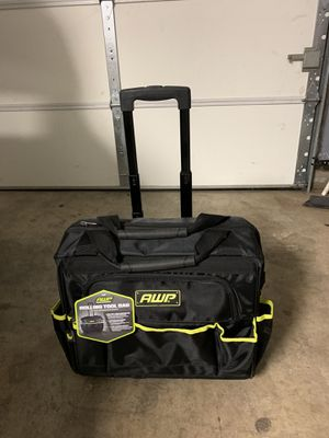 Rolling tool bag for Sale in Sacramento, CA