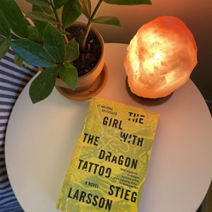 Book (The Girl With The Dragon Tattoo) for Sale in West Palm Beach, FL