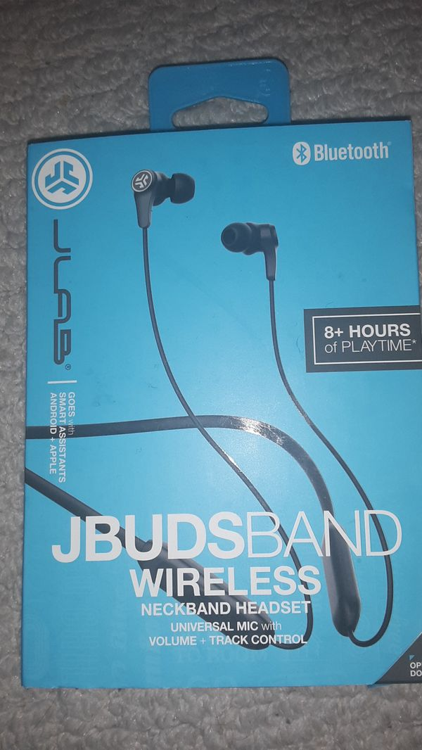 Jbudsband Wireless Neckband Headset