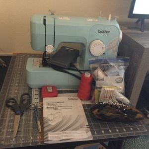 Brand New Brother Sewing Machine With Measuring Plate And Accessories for Sale in Tucson, AZ
