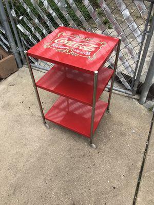 Coca Cola antique table for Sale in Aurora, IL
