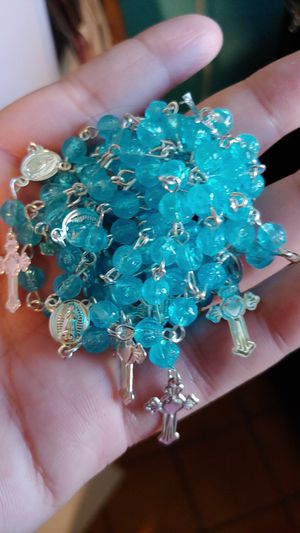 Free 12 rosaries for Sale in Pomona, CA