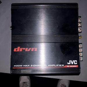 JVC 400watt Amplifier for Sale in Long Beach, CA