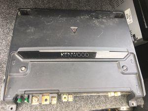 Kenwood 1600 wat amplifier for Sale in Durham, NC
