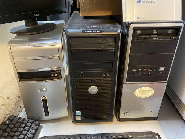 Huge Computer / Parts / Accessories Lot - $55 OBO
