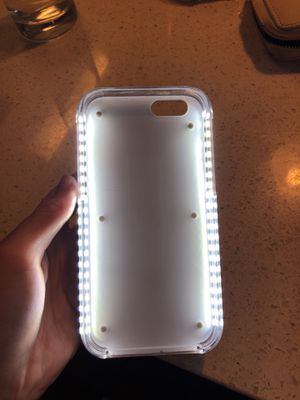 Illuminated iPhone 6 case for Sale in San Diego, CA