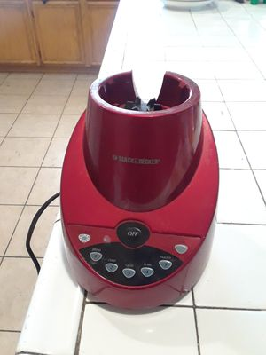 Black & Decker blender no jar for Sale in Palmdale, CA