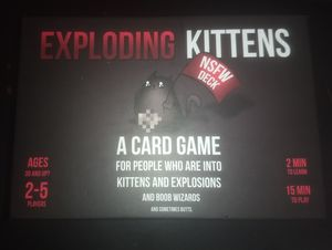 Exploding kittens for Sale in Austin, TX