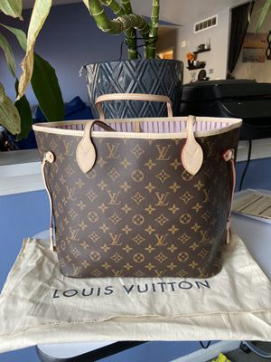 Louis Vuitton Neverfull MM Monogram for Sale in Westland, MI