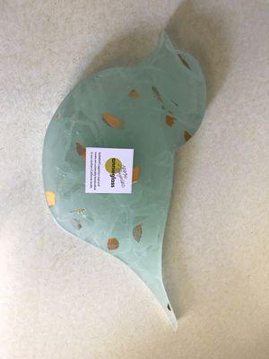Glass platter $40!! for Sale in Clovis, CA