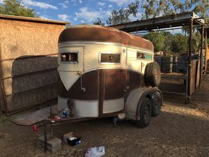 2 horse trailer for Sale in Phoenix, AZ