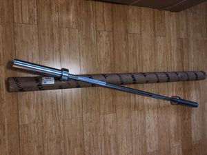 Titan 5Ft Olympic Barbell ( Bar weights 25 pounds ) for Sale in North Miami, FL