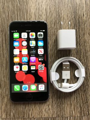 Like New! Unlocked iPhone 6s ~ AT&T, T-Mobile, MetroPCS for Sale in Costa Mesa, CA