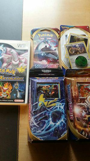 Pokemon stuff for Sale in Ontario, CA
