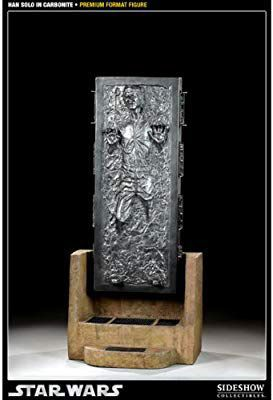 Sideshow Star Wars Han Solo in Carbonite Premium Format Statue for Sale in Whittier, CA
