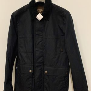 Men's Coach Waterproof Utility/Military Jacket, Size: Small for Sale in Alexandria, VA