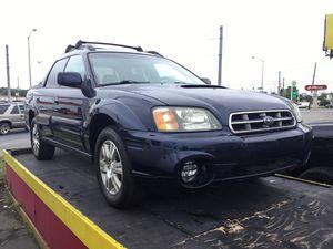 2005 Subaru Baja turbo ($1500Down) for Sale in Indianapolis, IN