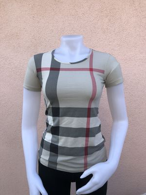 Burberry women's T-shirt for Sale in Colton, CA