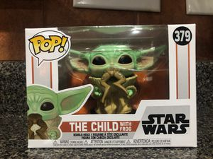 Baby Yoda (The Child) figure for Sale in Durham, NC