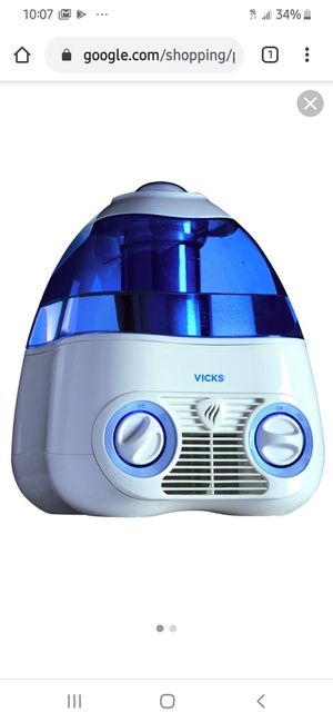 Vicks humidifier for Sale in Apple Valley, CA