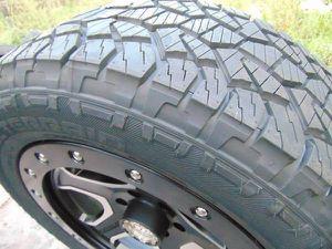 New 20X9 Black & Silver Centerline Rims 275 55 20 A/T Tires*6X135 FORD for Sale in Aurora, CO