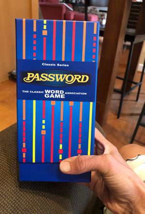 Password - the classic word association game. Like new for Sale in Franklin, TN