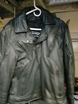 Mens leather jacket for Sale in Goodyear, AZ
