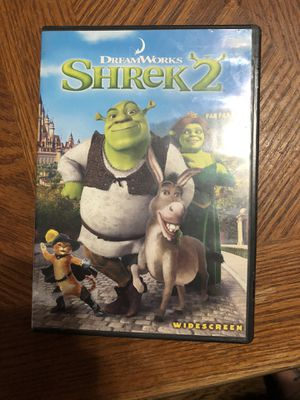 Shrek 2 dvd for Sale in Phoenix, AZ
