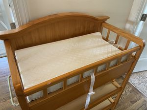 Baby changing table for Sale in Indian Trail, NC