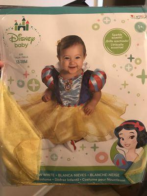 Snow White Costume 12-18M for Sale in Navarre, FL
