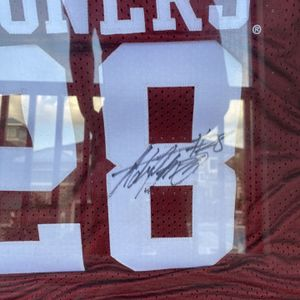 Signed Adrian Peterson College Jersey for Sale in Clermont, FL